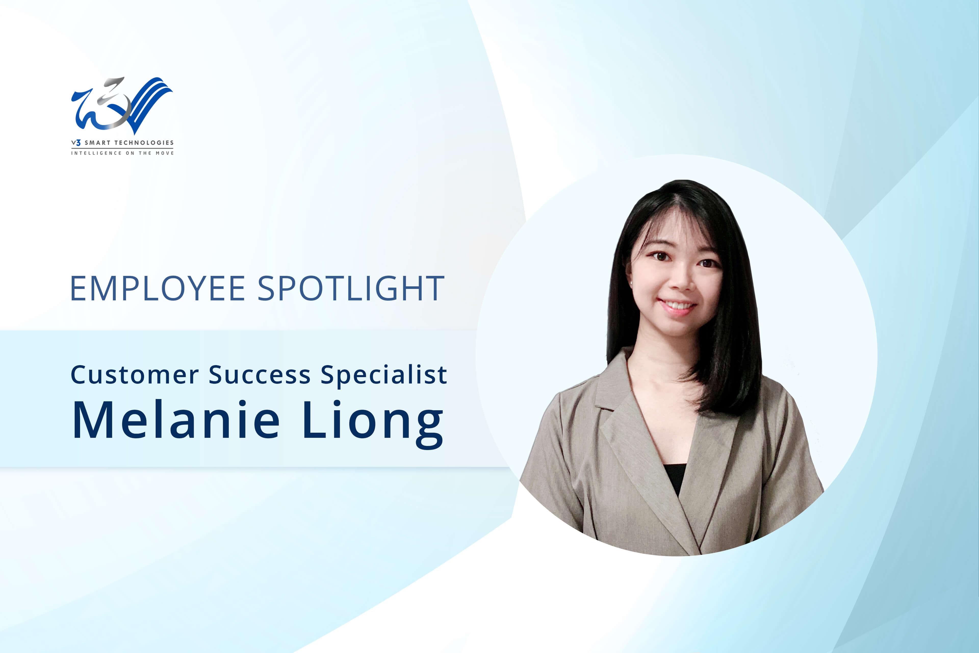 Employee Spotlight: Melanie Liong, Customer Success Specialist