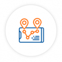 Location Tracking Icon