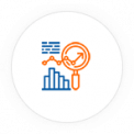 Analytics and Reporting Icon